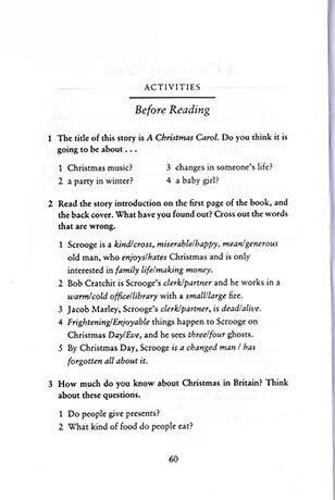 کتاب داستان انگلیسی A Christmas Carol