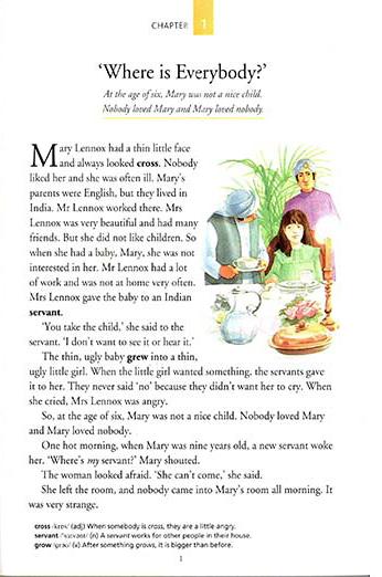 کتاب داستان انگلیسی The Secret Garden