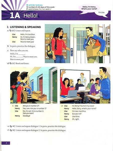 کتاب American English File starter