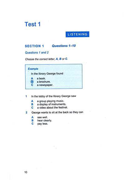 کتاب Cambridge IELTS  8 – کمبریج آیلتس 8