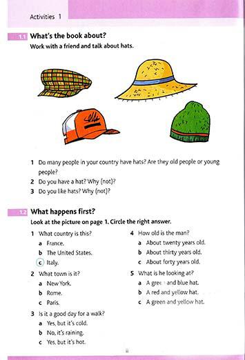 کتاب داستان انگلیسی The Hat