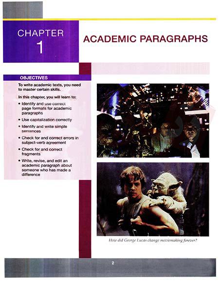 کتاب Longman Academic Writing Series 3