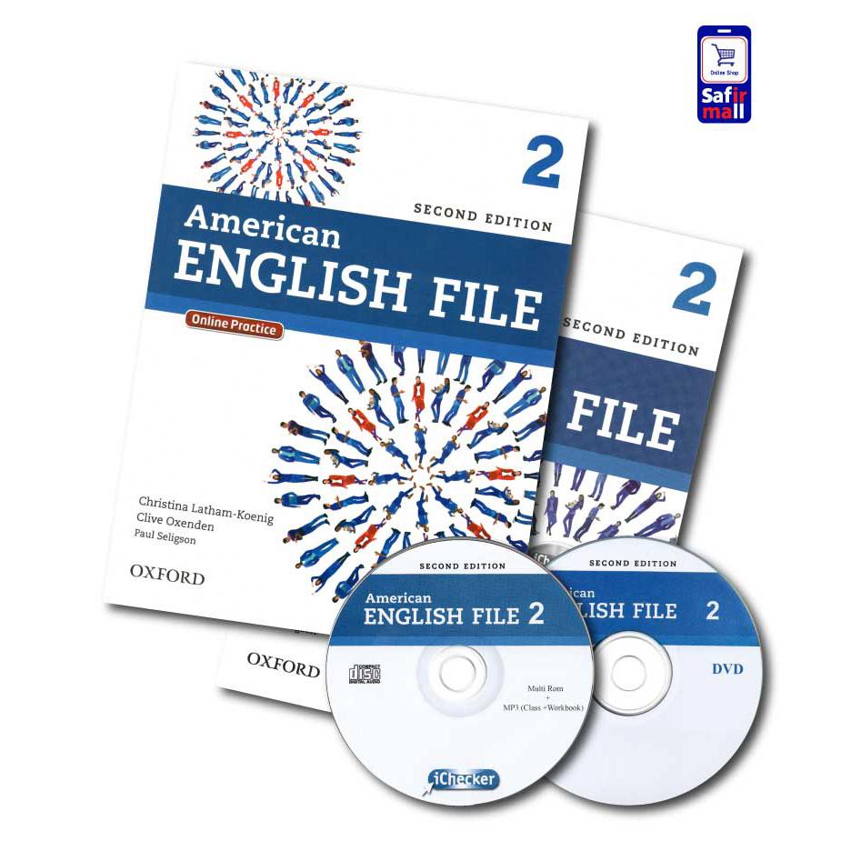 کتاب American English File 2
