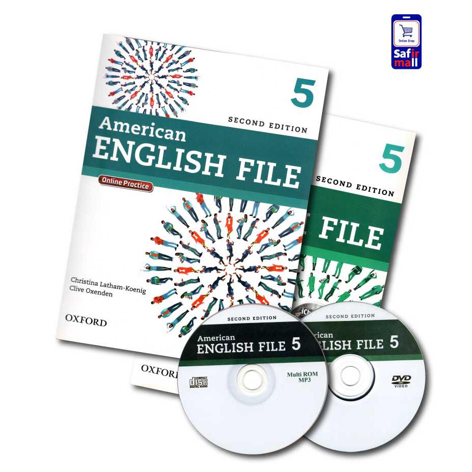 کتاب American English File 5