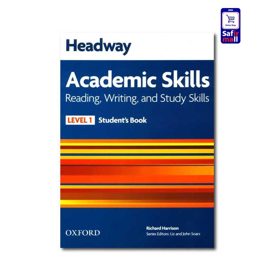 کتاب Headway Academic Skills Level 1 (Reading,Writing)