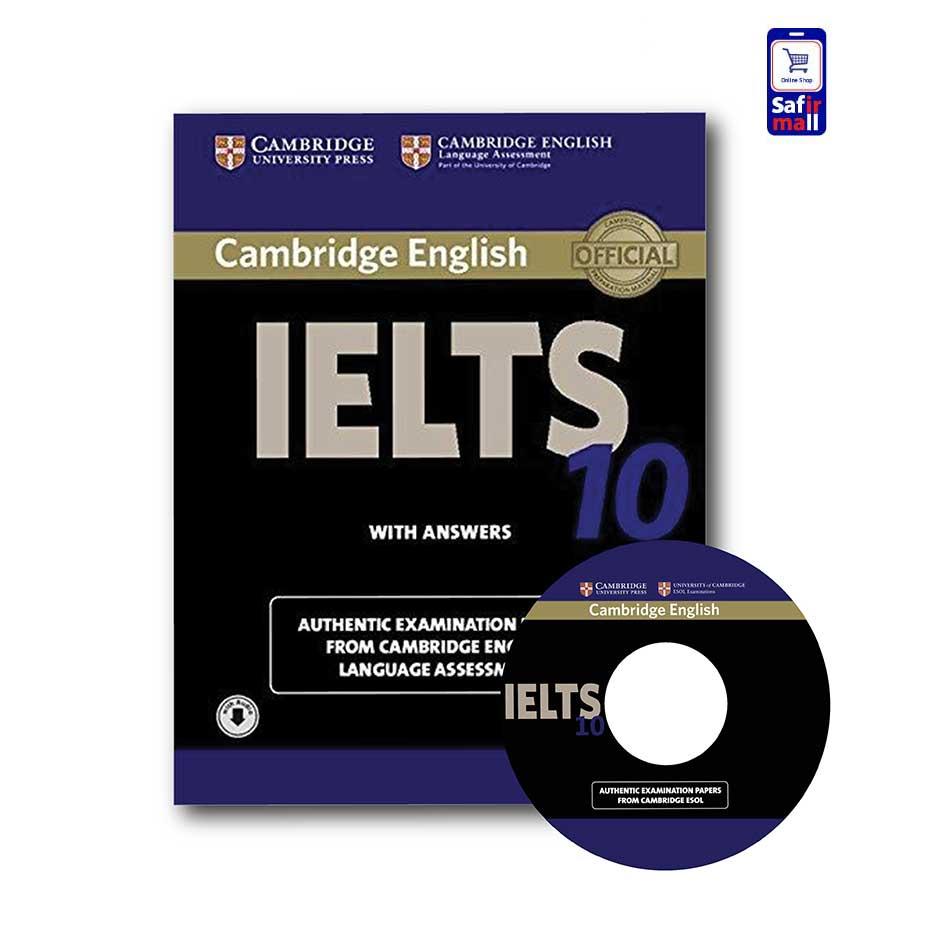 کتاب Cambridge IELTS 10 – کمبریج آیلتس 10