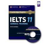 کتاب Cambridge IELTS 11 General - کمبریج آیلتس جنرال 11
