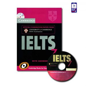 کتاب Cambridge IELTS 7 - کمبریج آیلتس 7