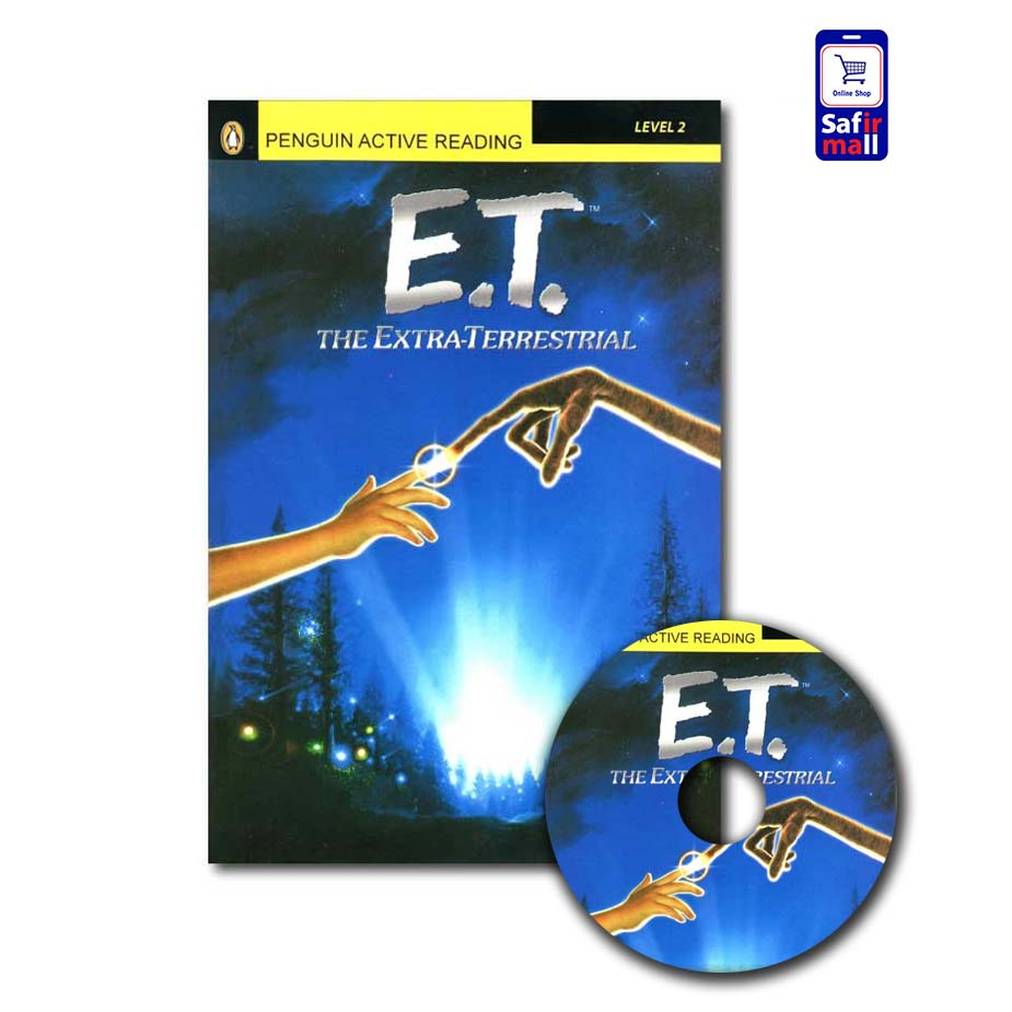 کتاب داستان انگلیسی The Extra-Terrestrial