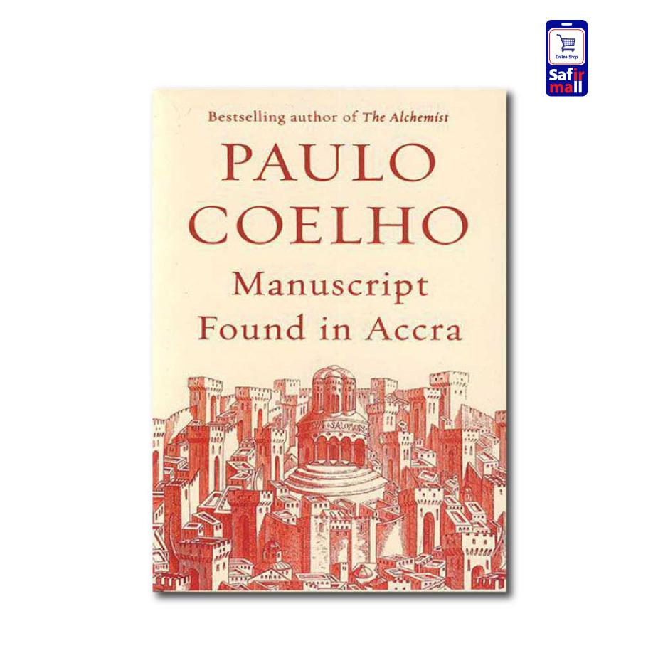 رمان انگلیسی Manuscript Found in Accra