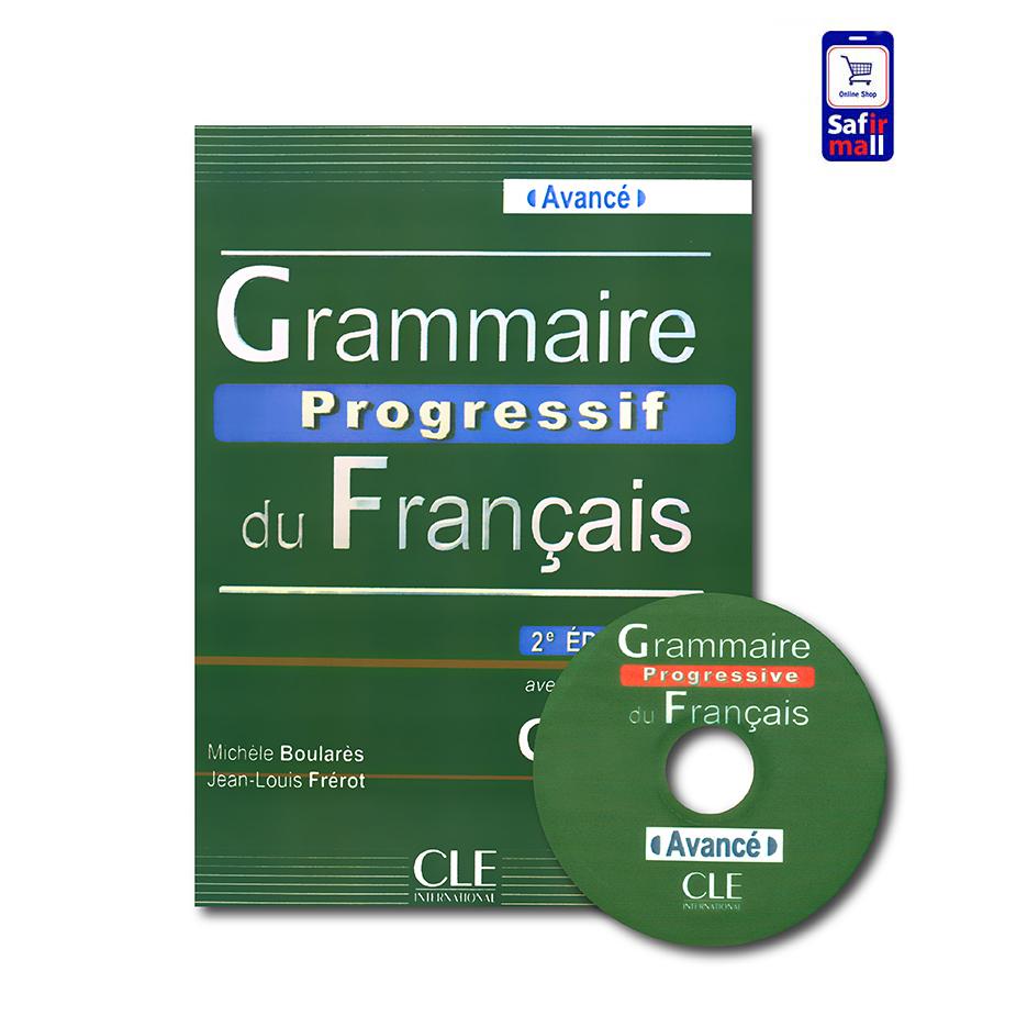 کتاب Grammaire Progressive Du Francais-Avance