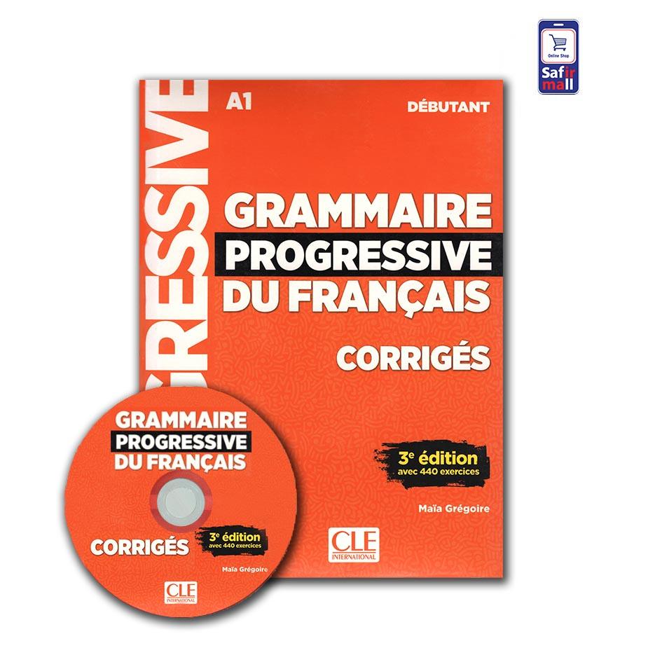 کتاب Grammaire Progressive Du Francais-Debutant