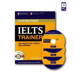 کتاب IELTS Trainer