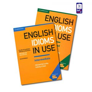 A Set of English Idioms In Use Intermediate & Advanced