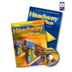 کتاب New Headway Plus Pre-Intermediate
