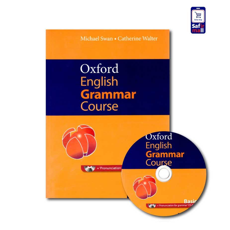 کتاب گرامر کورس مبتدی Oxford English Grammar Course – Basic