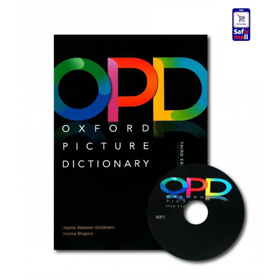 دیکشنری تصویری آکسفورد Oxford Picture Dictionary OPD 3rd