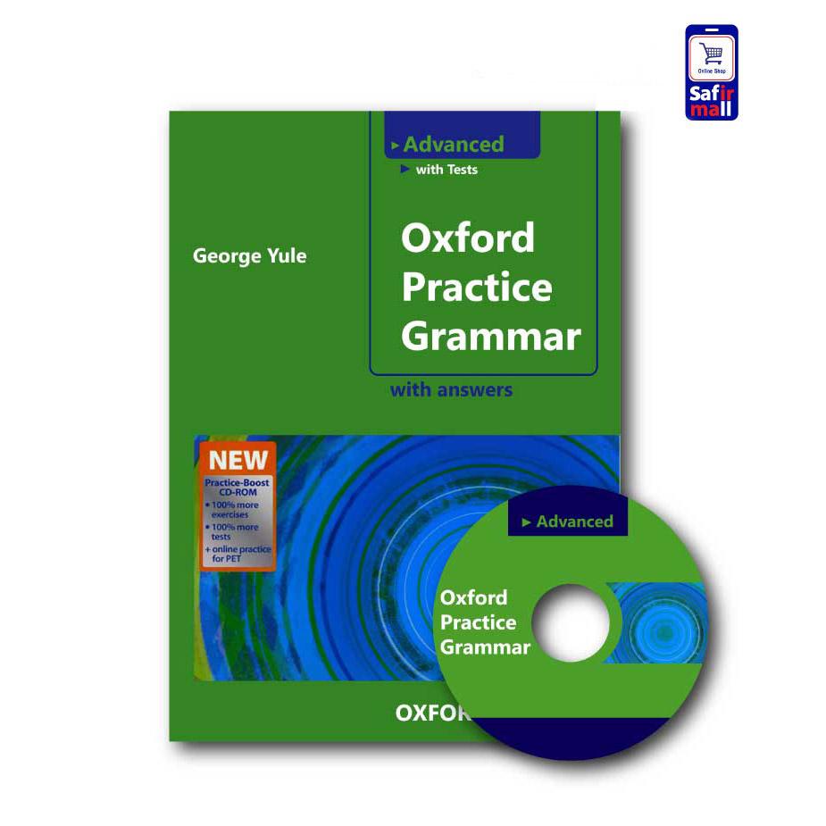 کتاب آکسفورد پرکتیس گرامر Oxford Practice Grammar-Advanced