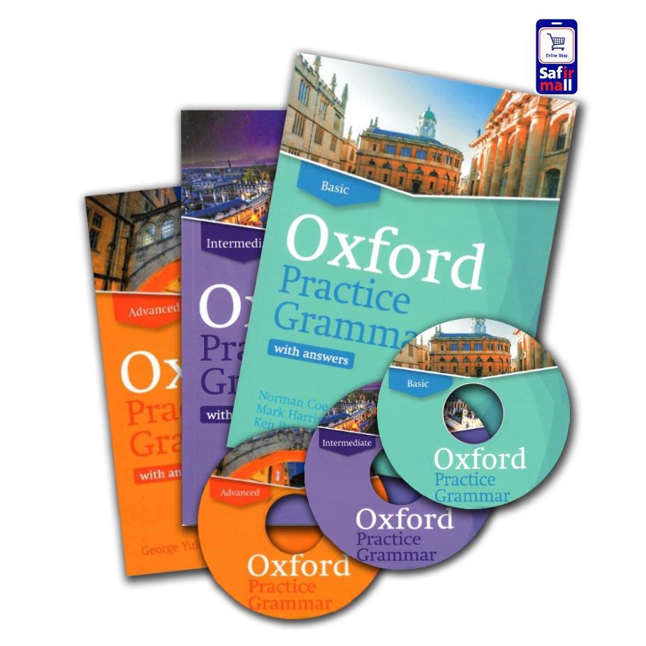 A Set Of Oxford Practice Grammar