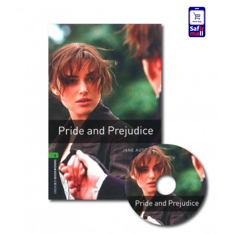 کتاب داستان انگلیسی Pride and Prejudice
