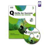 کتاب Q skills for success listening and speaking 3