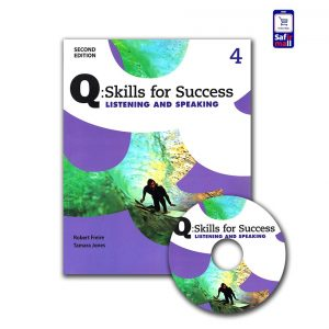کتاب Q skills for success listening and speaking 4