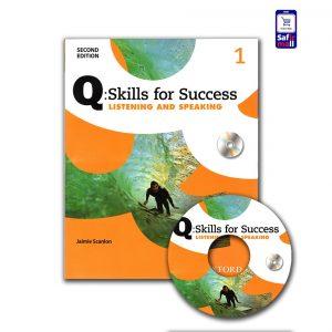 کتاب Q skills for success listening and speaking 1