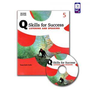 کتاب Q skills for success listening and speaking 5
