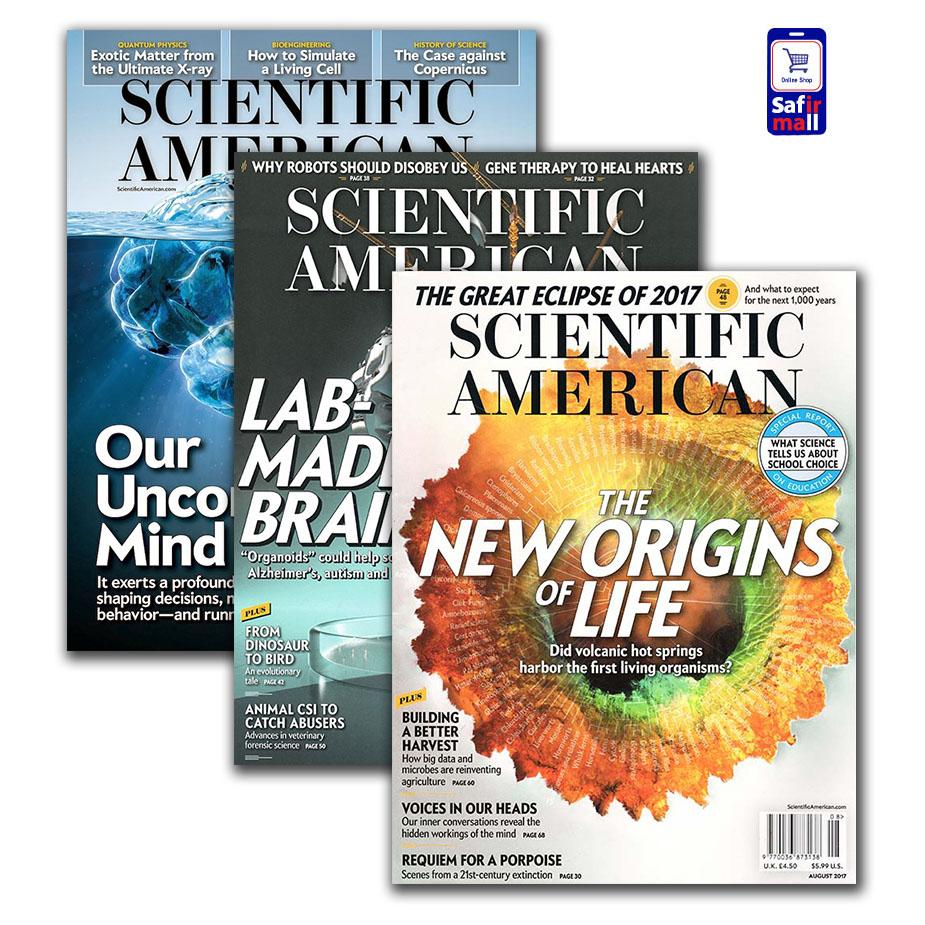 مجله Scientific American