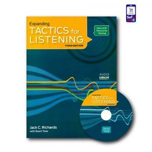 کتاب Expanding TACTICS for LISTENING