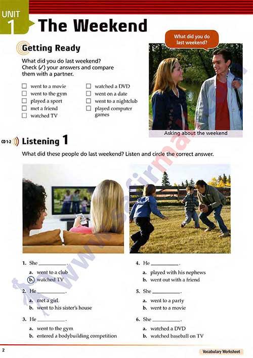 کتاب تاکتیک فور لیسنینگ Developing TACTICS for LISTENING