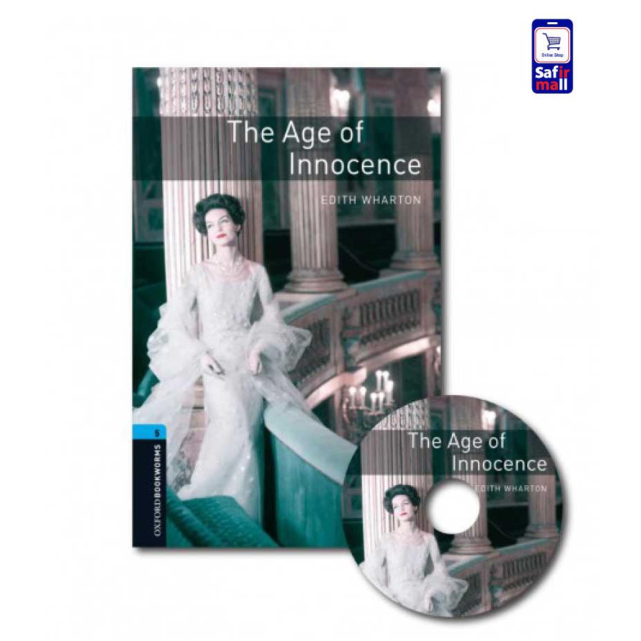 کتاب داستان انگلیسی The Age of Innocence