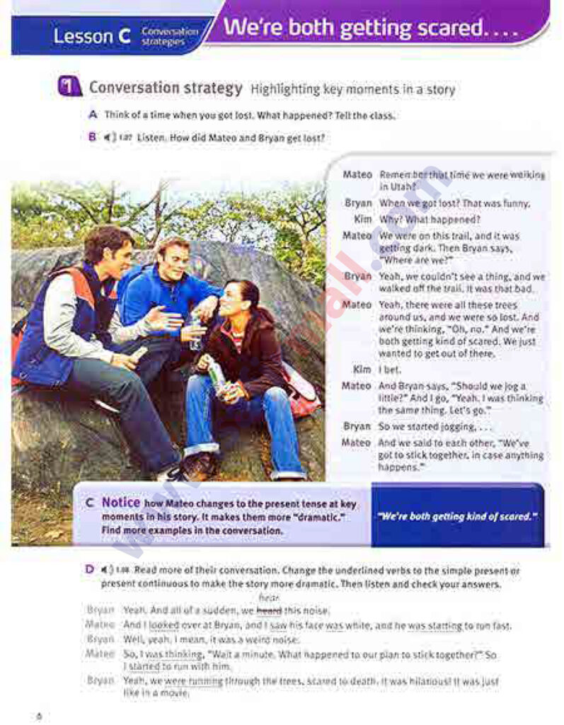 Touchstone 4- کتاب تاچ استون 4