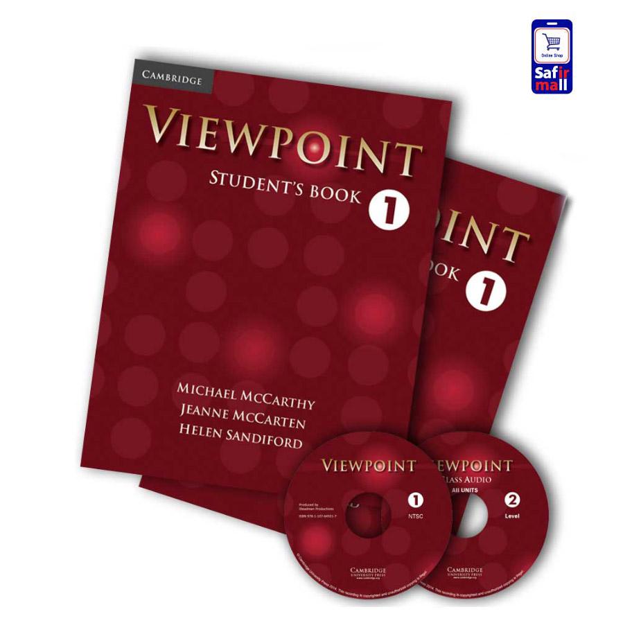 Viewpoint 1- کتاب ویوپوینت 1