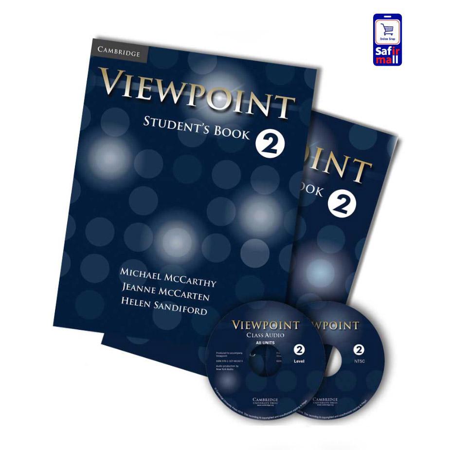 Viewpoint 2- کتاب ویوپوینت 2