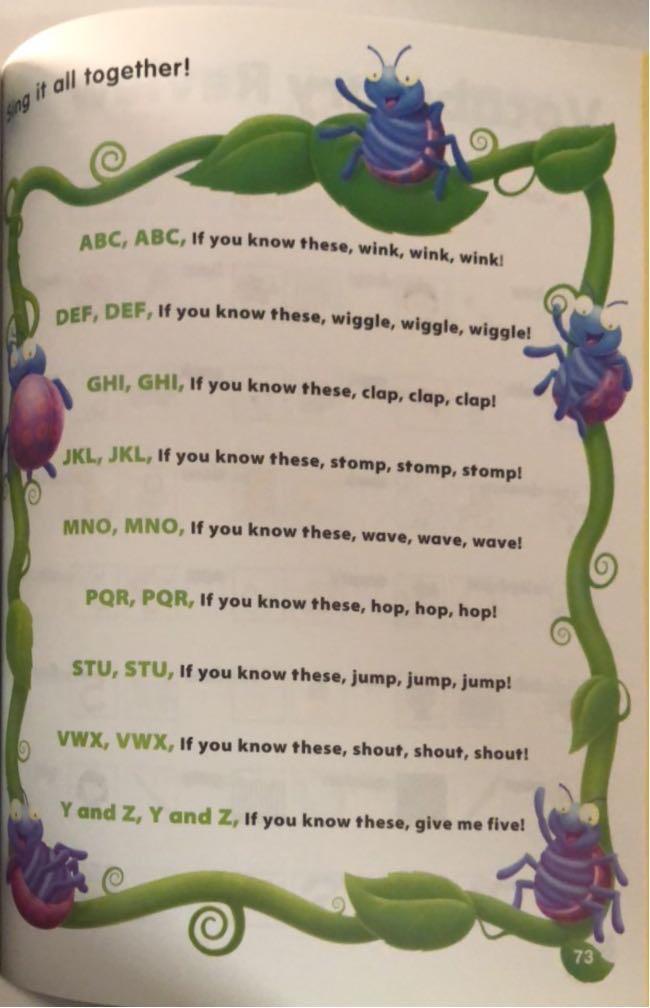 کتاب Mr.Bug's Phonics