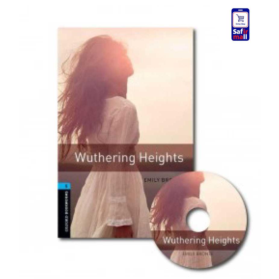 کتاب داستان انگلیسی Wuthering Heights