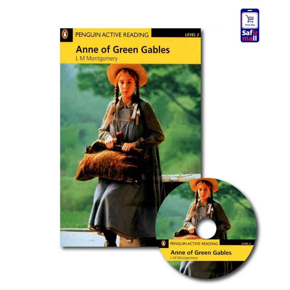کتاب داستان انگلیسی Anne of Green Gables