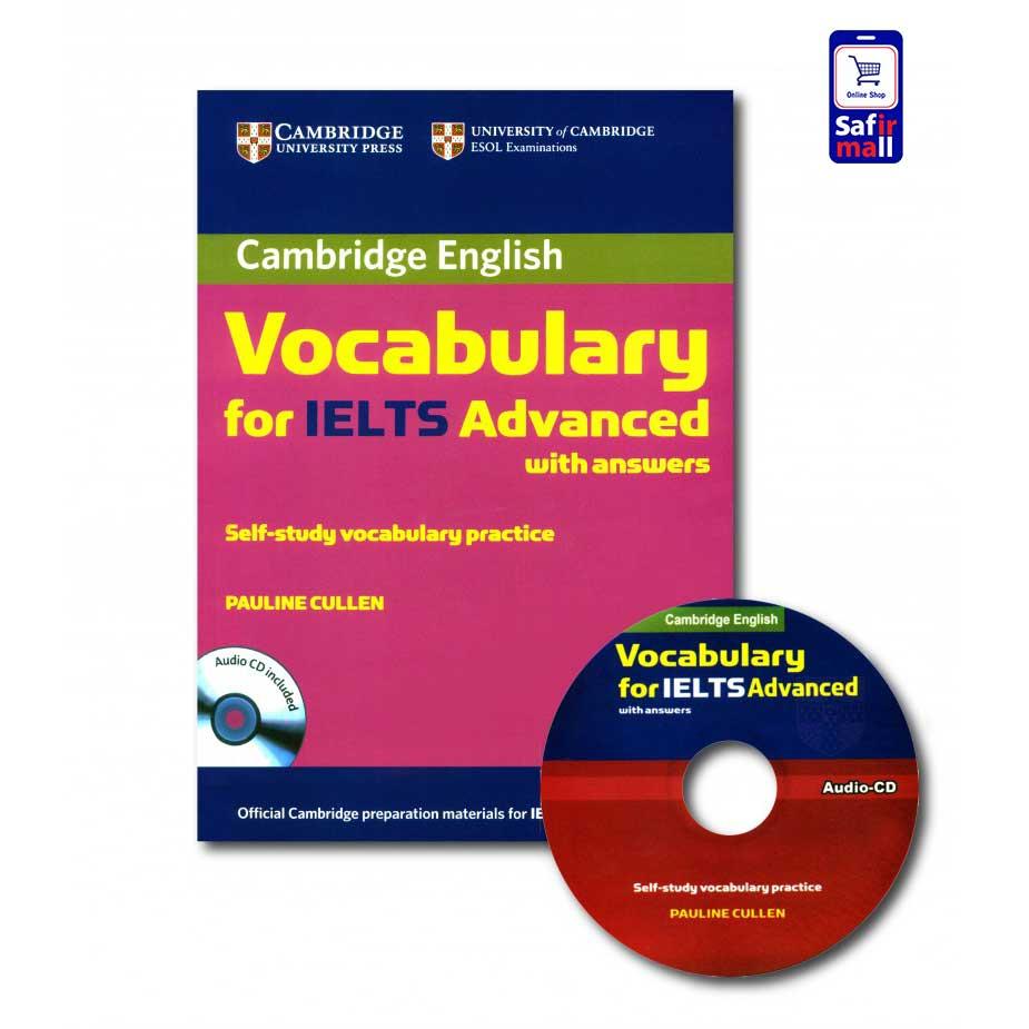 کتاب Cambridge Vocabulary for IELTS Advanced