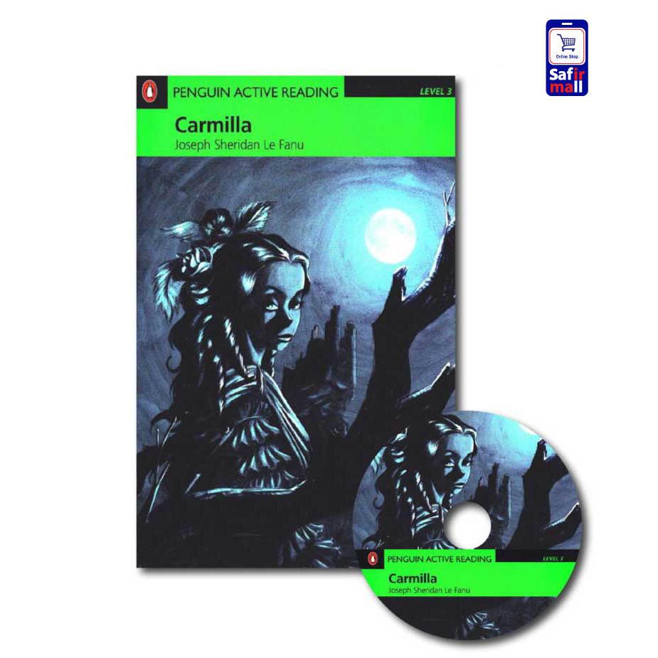 کتاب داستان انگلیسی Carmilla