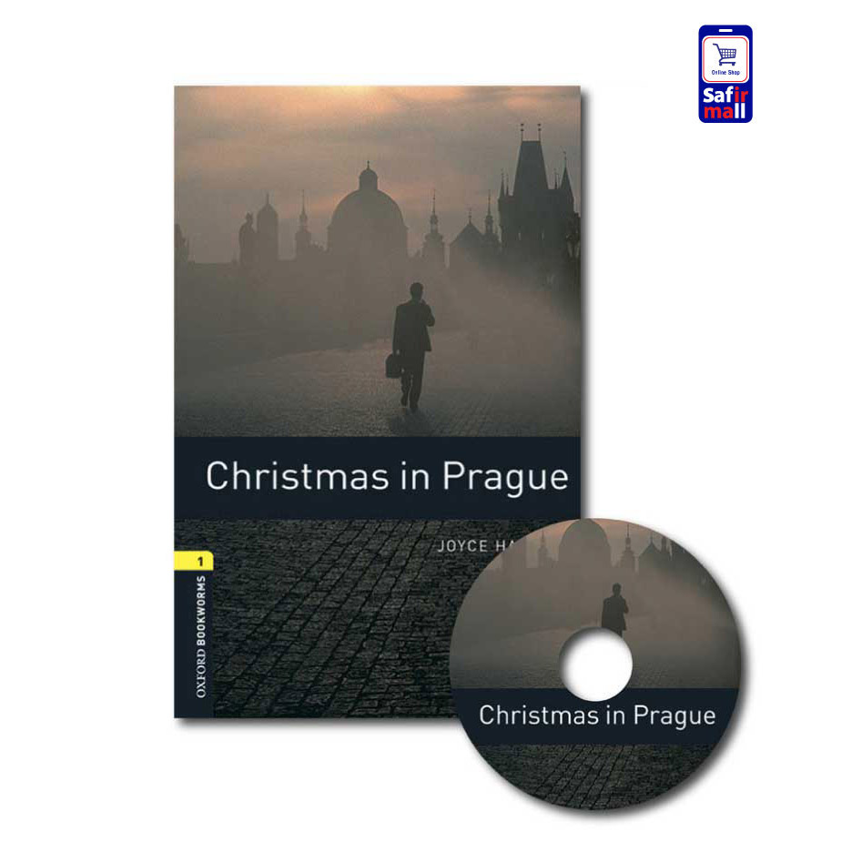 کتاب داستان انگلیسی Christmas in Prague