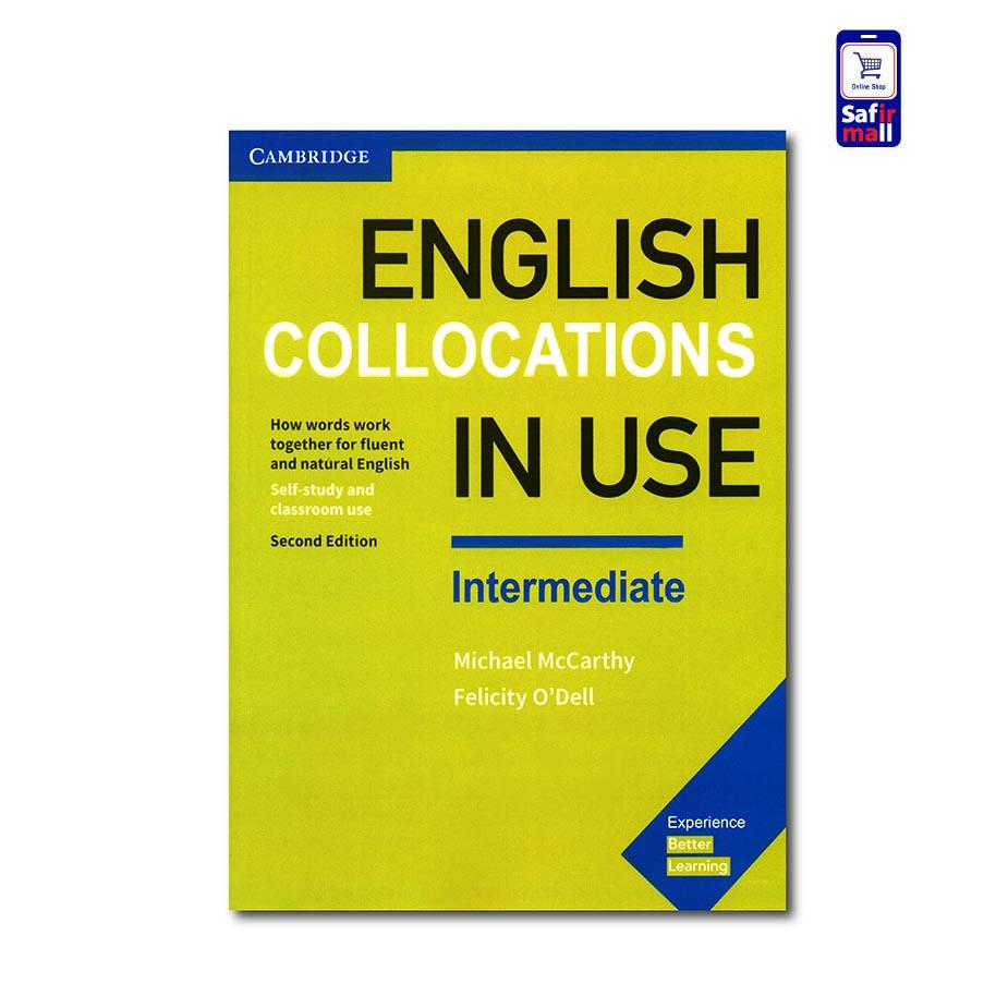 کتاب English Collocations In Use – Intermediate