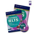 کتاب Cambridge English Complete IELTS B1 (4-5)