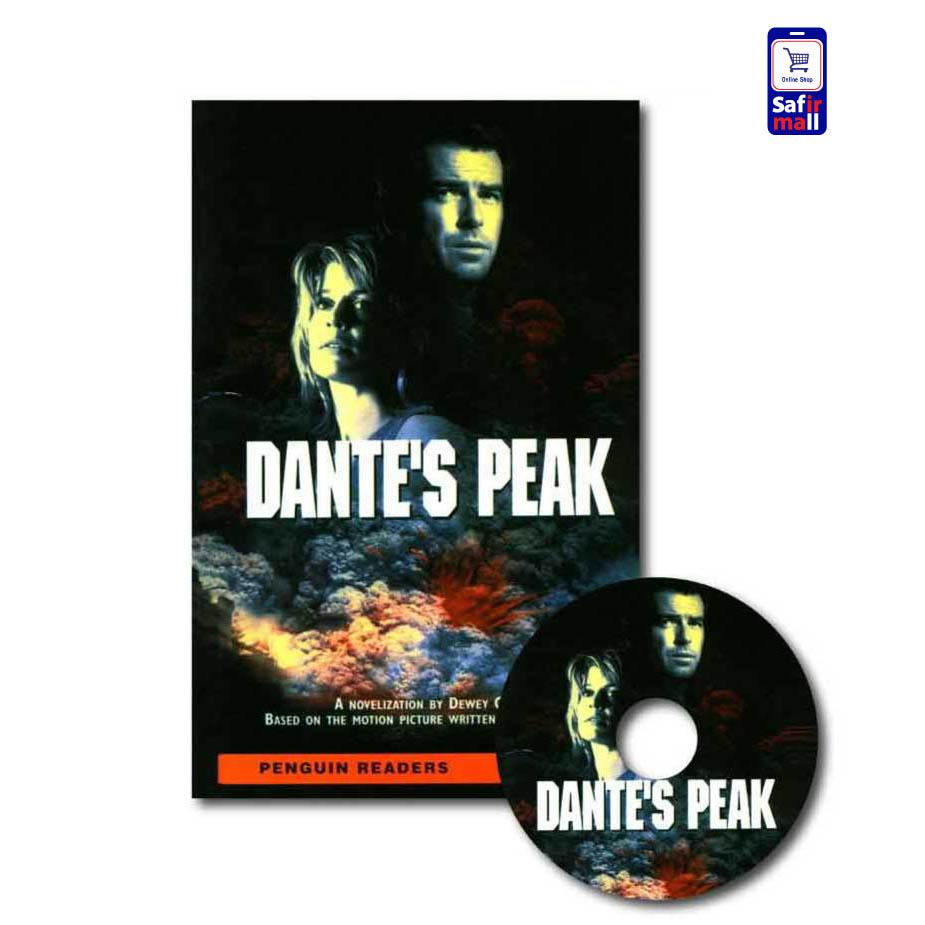 کتاب داستان انگلیسی Dante's Peak
