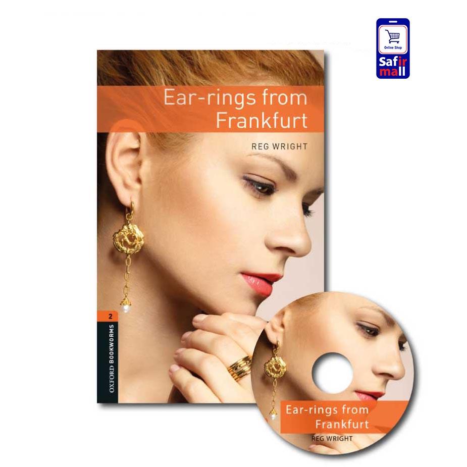 کتاب داستان انگلیسی Earrings from Frankfurt