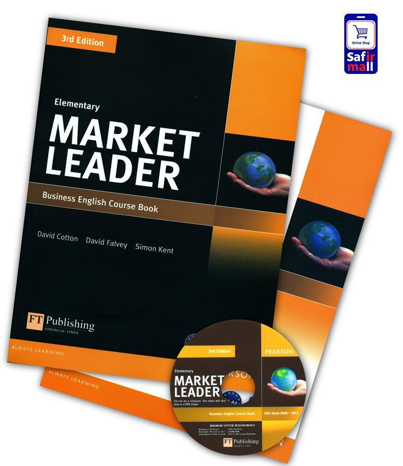 کتاب Market Leader Elementary