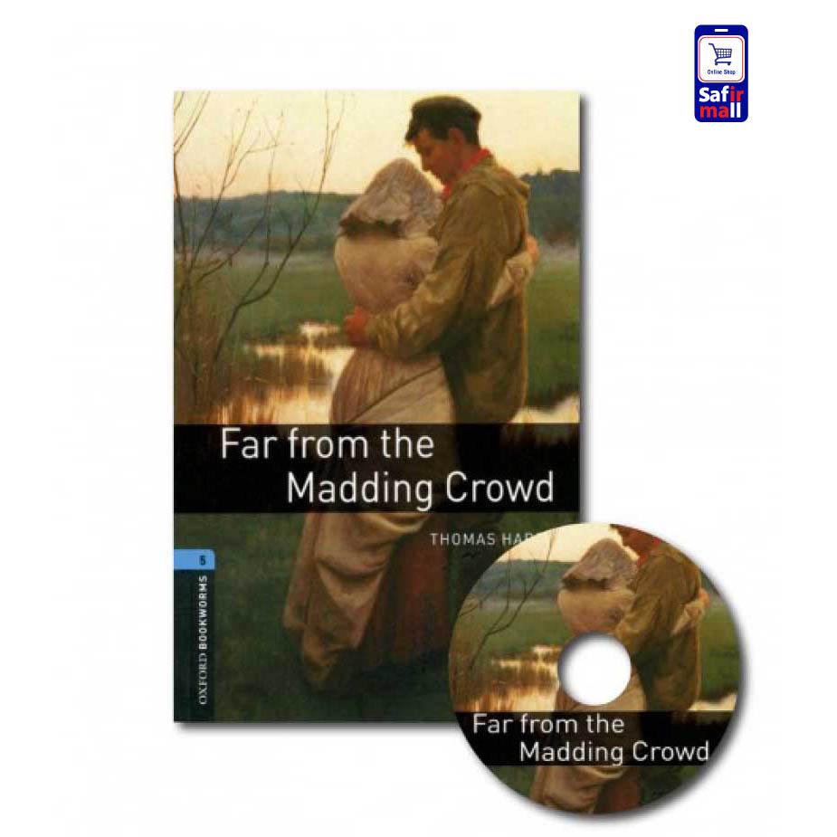 کتاب داستان انگلیسی Far from the Madding Crowd