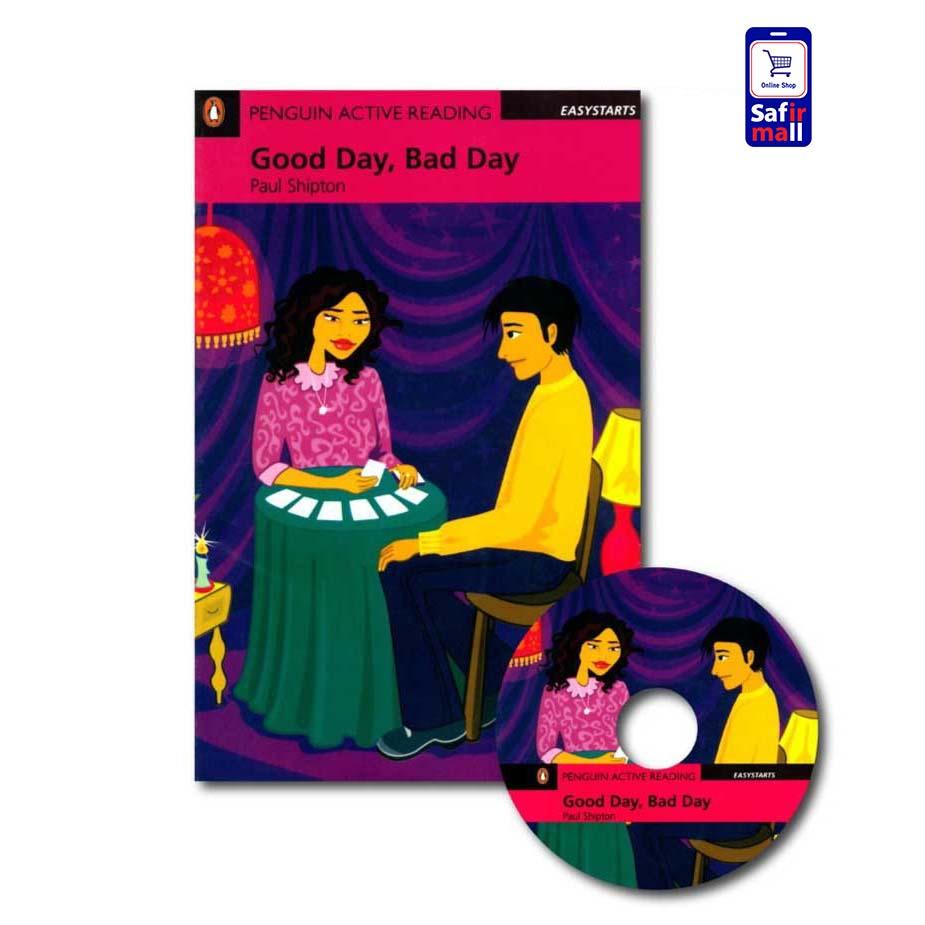 کتاب داستان انگلیسی Good Day, Bad Day