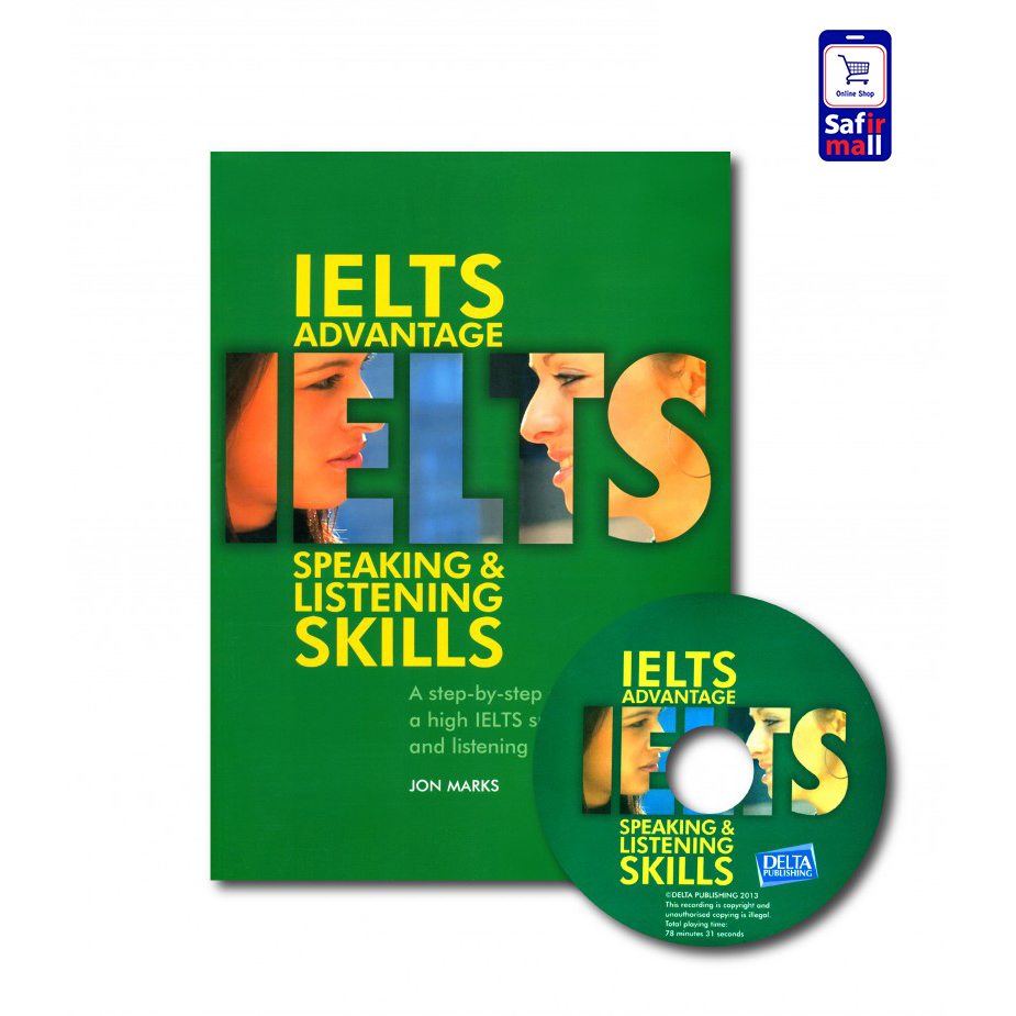 کتاب IELTS Advantage Listening & Speaking Skills