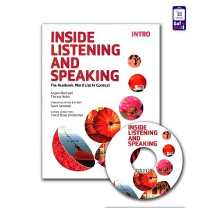 کتاب Inside Listening And Speaking Intro